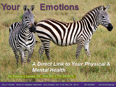 Your Emotions – A Direct Link to Your Physical and Mental Health | slide presentation