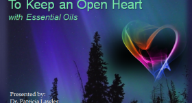 To Keep an Open Heart Title Slide