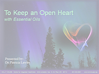 Title Slide to Keep An Open Heart Presention