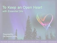 Title Slide to Keep An Open Heart Presention