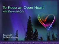 Title Slide to Keep an Open Heart Presentation