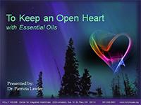 Title Slide to Keep an Open Heart Presentation